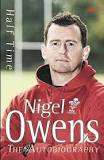 Nigel Owens Half Time: My Autobiography
